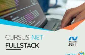 Cursus Développeur .NET FullStack
