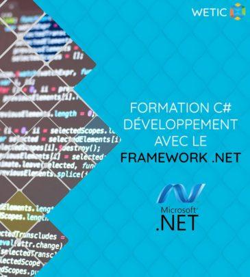 C# – Développement avec le Framework .NET