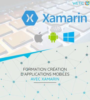 Création d'applications mobiles avec Xamarin
