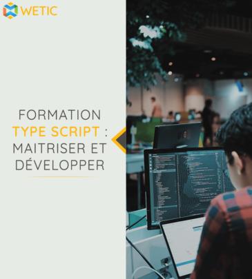 Type script : Maitriser et développer