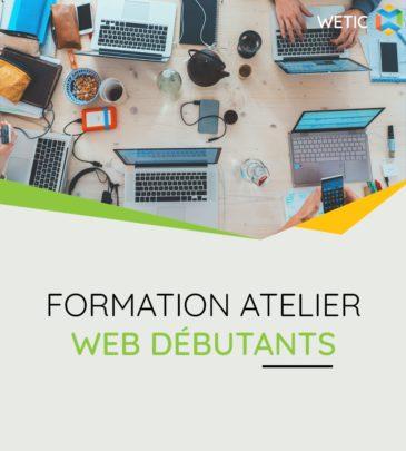 Atelier WEB Débutants