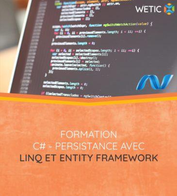 C# – Persistance Avec LINQ Et Entity Framework
