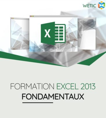 Excel 2013 – Fondamentaux