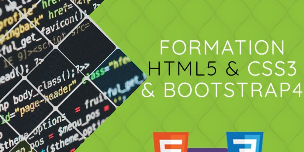 Formation Html5 Css3 Bootstrap4 Featured