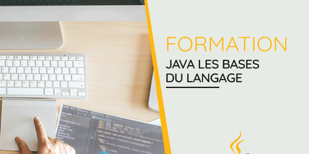 Formation Java Les Bases Du Langage-Featured