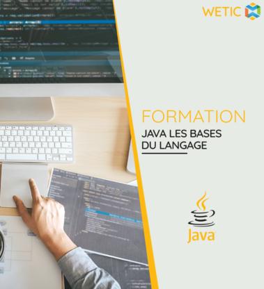 Java Les Bases Du Langage