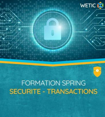 Spring Securite Transactions