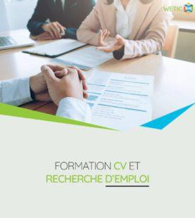 CV & Recherche d'Emploi